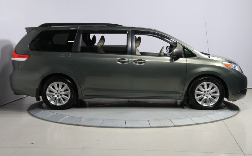 2012 Toyota Sienna XLE CUIR TOIT MAGS BLUETOOTH CAM.RECUL HAYON ÉLECT #6
