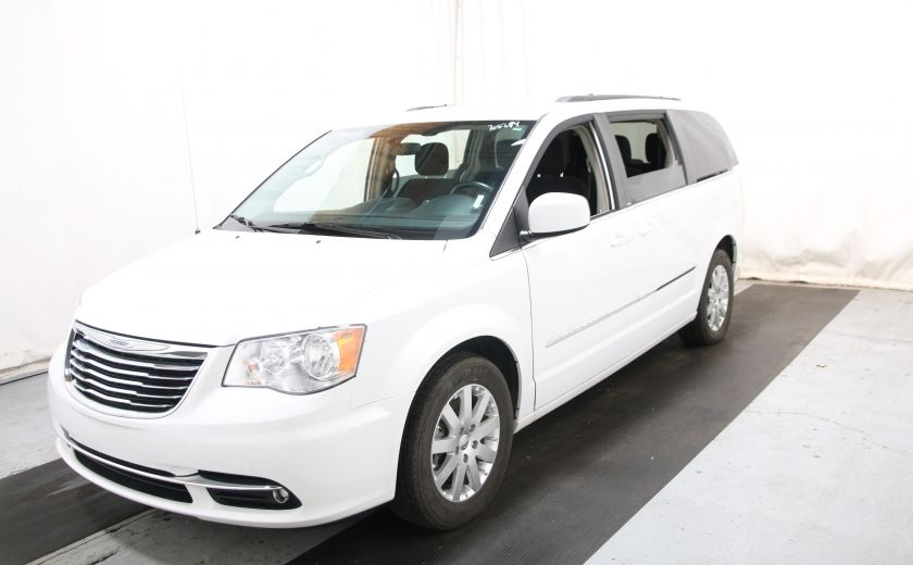 2014 Chrysler Town And Country Touring #2