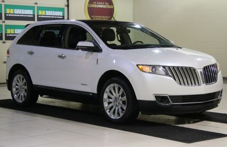 2013 Lincoln MKX LIMITED EDITION AWD CUIR TOIT PANO NAV MAGS 20