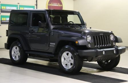 2014 Jeep Wrangler Sport in Longueuil