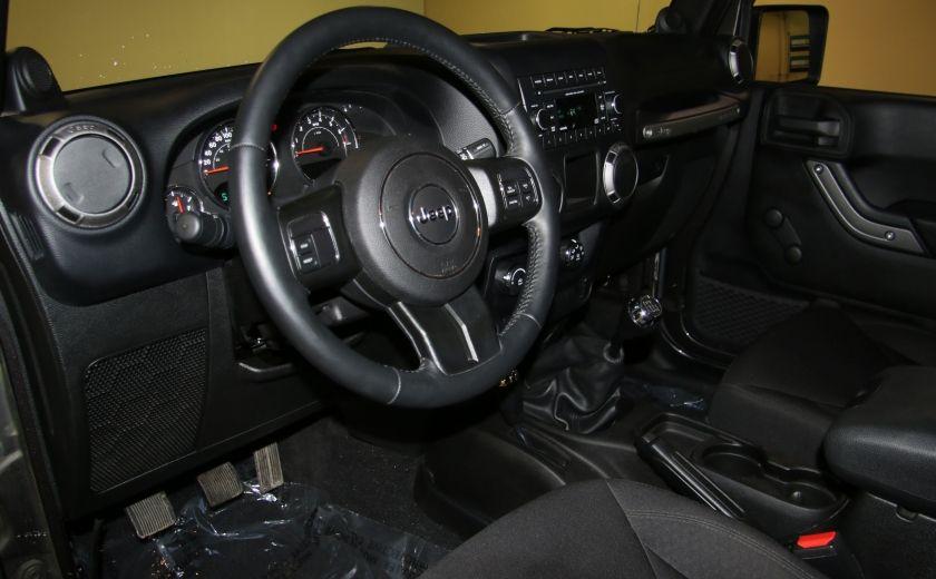 2014 Jeep Wrangler Sport #8