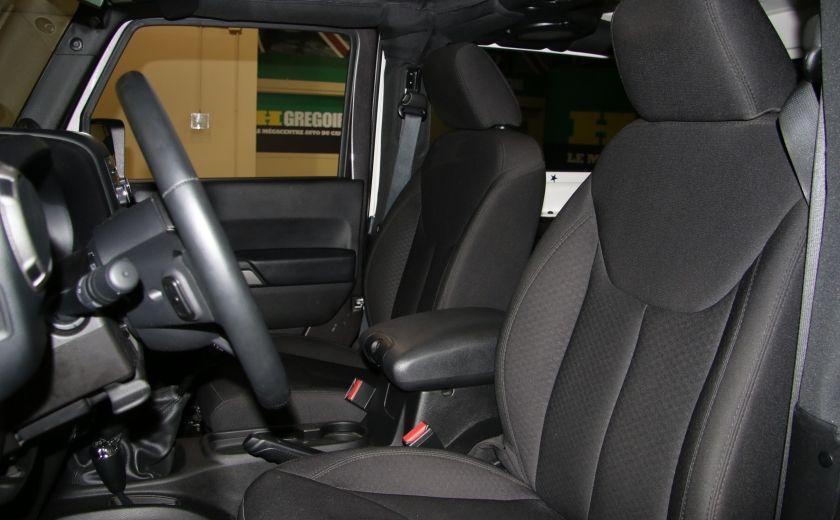 2014 Jeep Wrangler Sport #9