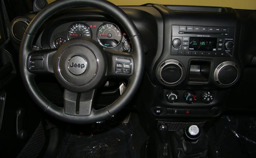 2014 Jeep Wrangler Sport #11