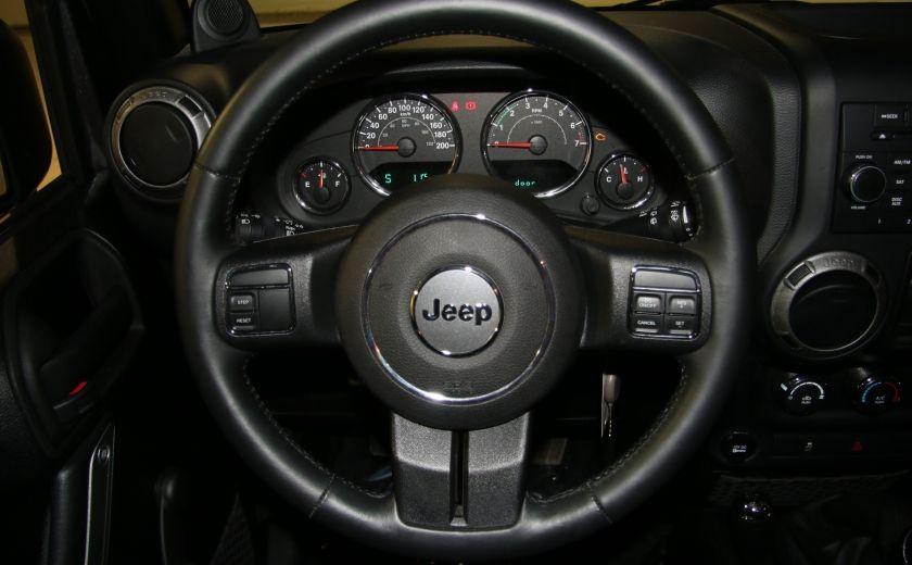 2014 Jeep Wrangler Sport #12