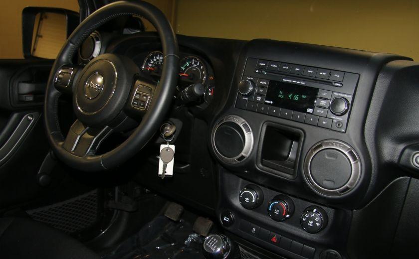 2014 Jeep Wrangler Sport #18