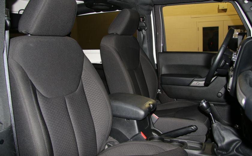 2014 Jeep Wrangler Sport #19