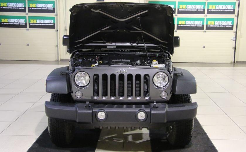 2014 Jeep Wrangler Sport #21