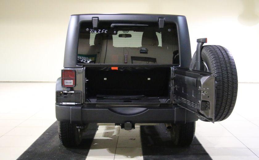 2014 Jeep Wrangler Sport #22