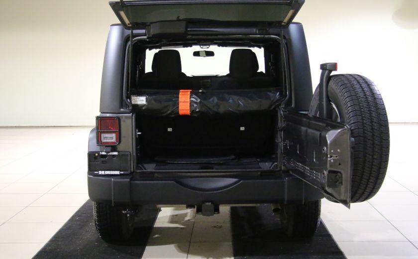 2014 Jeep Wrangler Sport #23