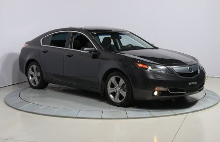2012 Acura TL w/Tech  AWD AUTO CUIR TOIT NAVIGATION MAGS in Repentigny