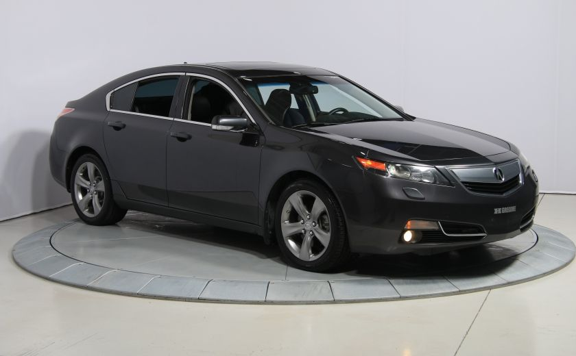 2012 Acura TL w/Tech  AWD AUTO CUIR TOIT NAVIGATION MAGS #0