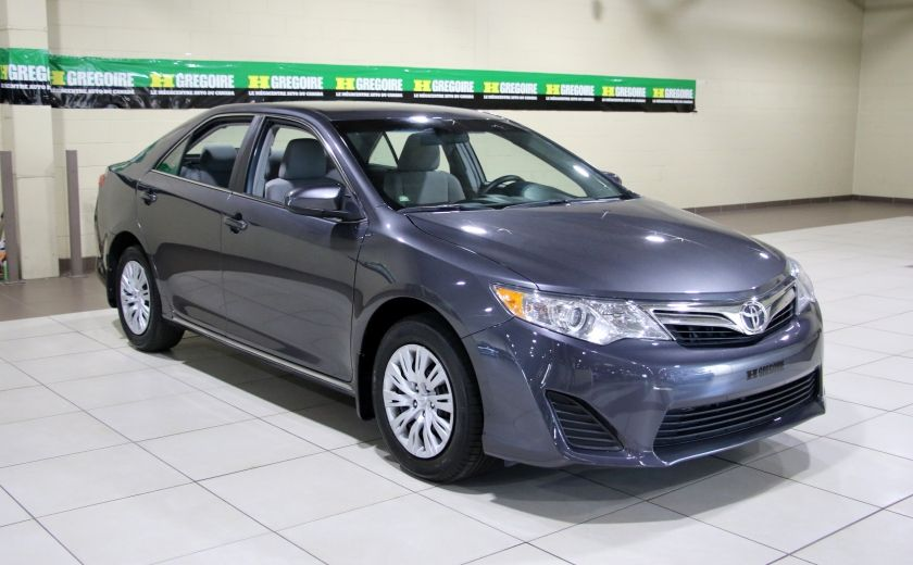 2013 Toyota Camry LE AUTO A/C BLUETOOTH CAMERA RECUL #0