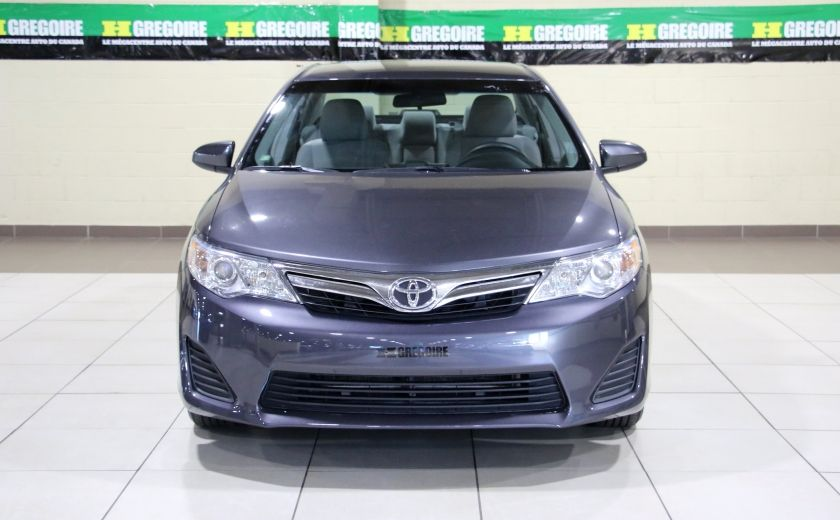 2013 Toyota Camry LE AUTO A/C BLUETOOTH CAMERA RECUL #1