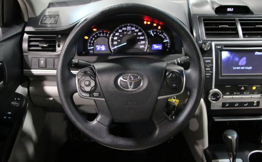 2013 Toyota Camry LE AUTO A/C BLUETOOTH CAMERA RECUL #13