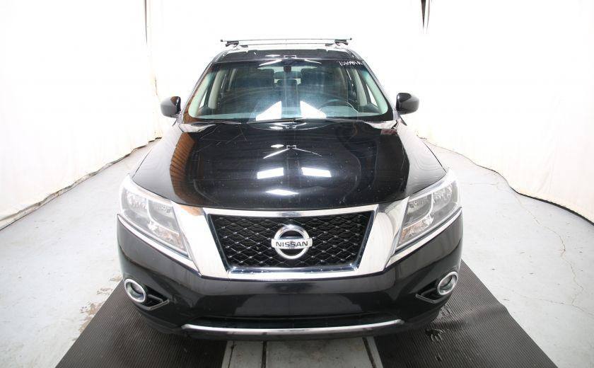 2014 Nissan Pathfinder SV #1