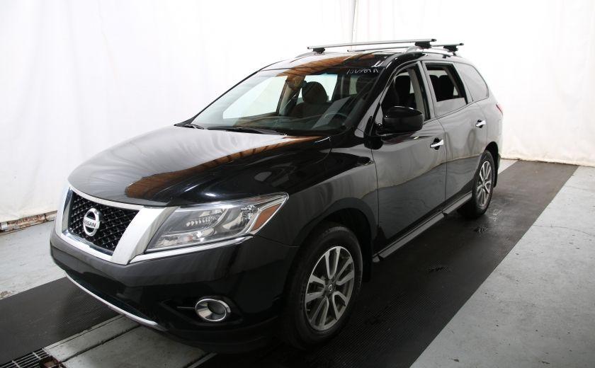 2014 Nissan Pathfinder SV #2