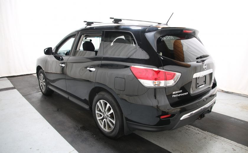 2014 Nissan Pathfinder SV #3