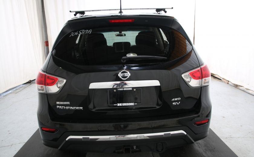2014 Nissan Pathfinder SV #4