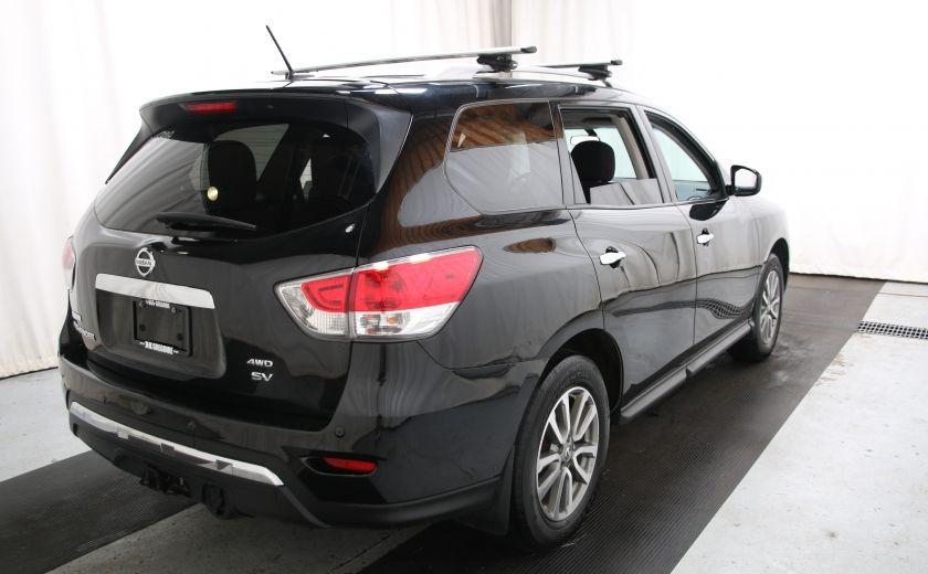2014 Nissan Pathfinder SV #5