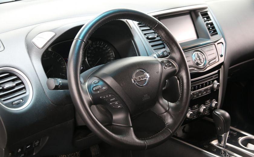 2014 Nissan Pathfinder SV #6
