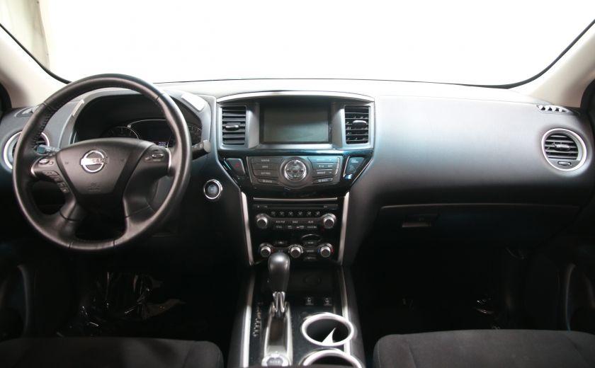 2014 Nissan Pathfinder SV #10