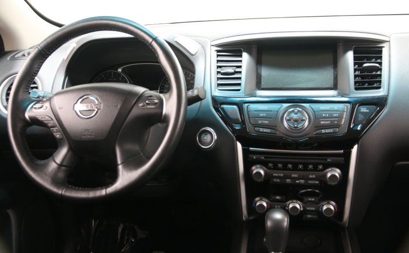 2014 Nissan Pathfinder SV #11