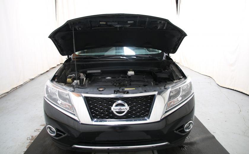 2014 Nissan Pathfinder SV #25