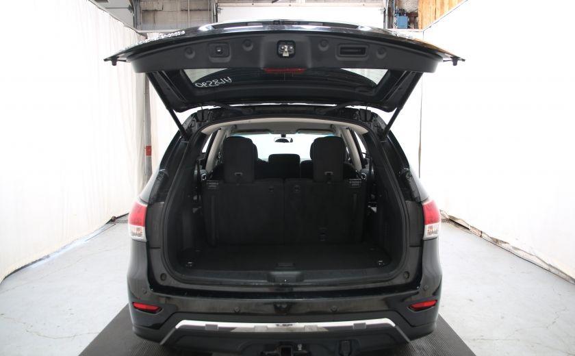 2014 Nissan Pathfinder SV #26