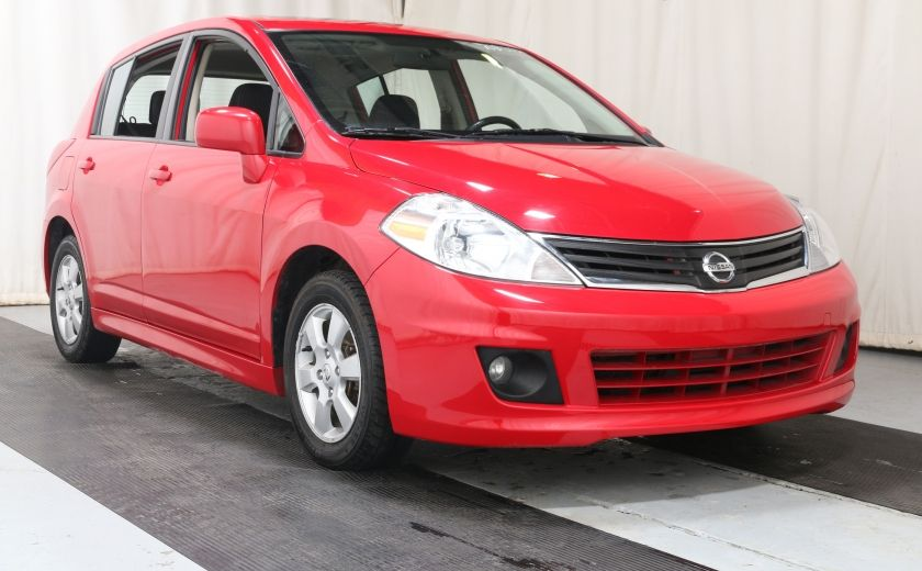 2011 Nissan Versa 1.8 SL A/C TOIT MAGS #0