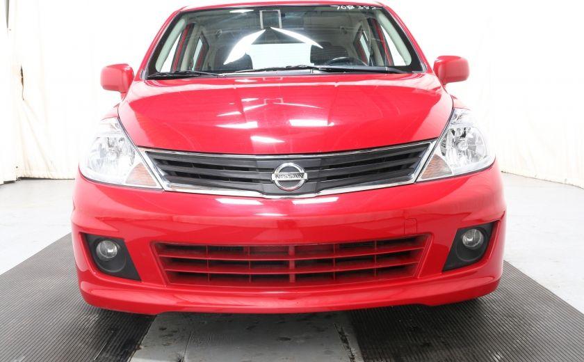 2011 Nissan Versa 1.8 SL A/C TOIT MAGS #1