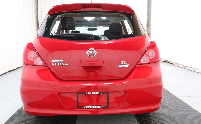 2011 Nissan Versa 1.8 SL A/C TOIT MAGS #4