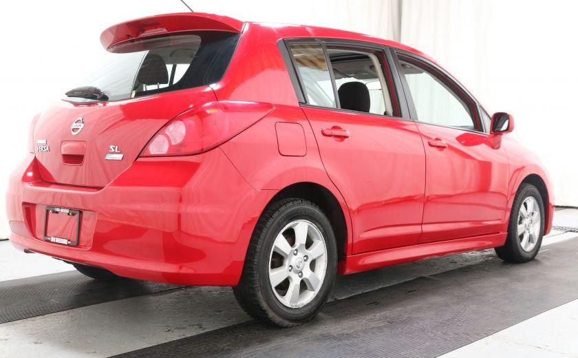 2011 Nissan Versa 1.8 SL A/C TOIT MAGS #5