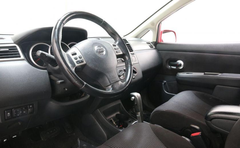 2011 Nissan Versa 1.8 SL A/C TOIT MAGS #6