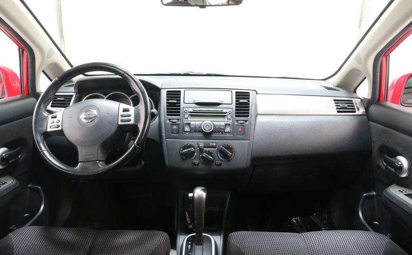 2011 Nissan Versa 1.8 SL A/C TOIT MAGS #10