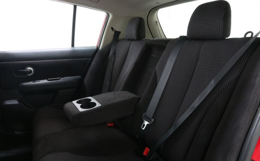 2011 Nissan Versa 1.8 SL A/C TOIT MAGS #14