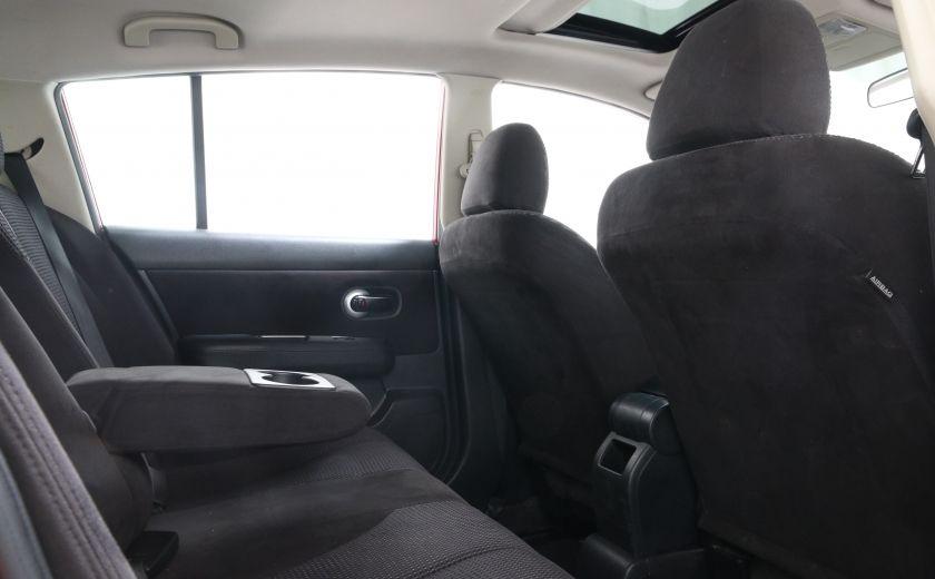 2011 Nissan Versa 1.8 SL A/C TOIT MAGS #15