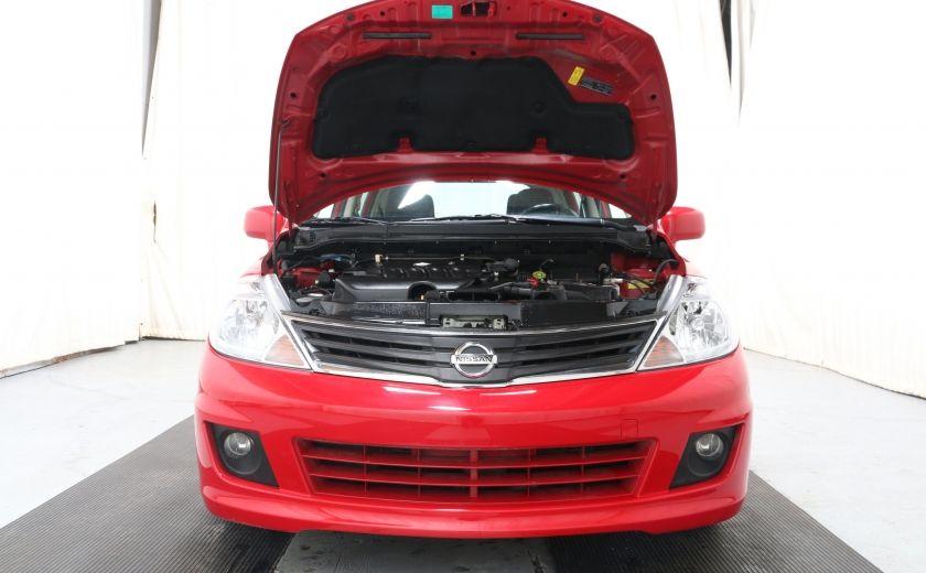2011 Nissan Versa 1.8 SL A/C TOIT MAGS #20