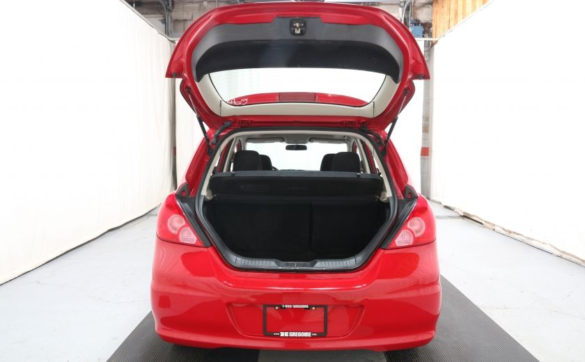 2011 Nissan Versa 1.8 SL A/C TOIT MAGS #21