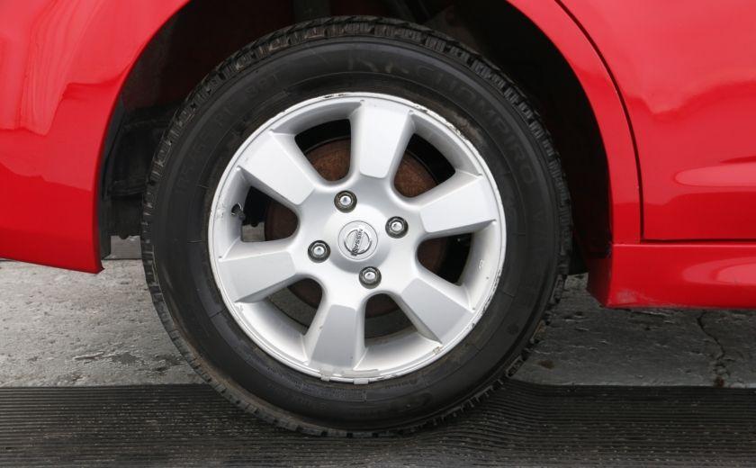 2011 Nissan Versa 1.8 SL A/C TOIT MAGS #24