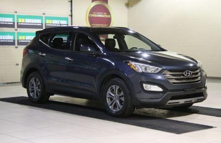 2013 Hyundai Santa Fe Premium Turbo A/C GR.ELECT MAGS BLUETOOTH in Abitibi