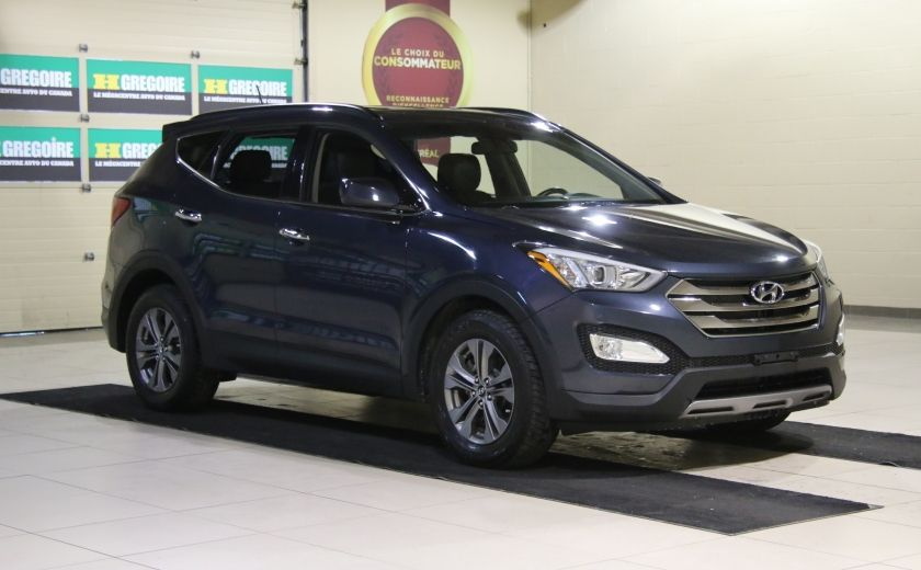 2013 Hyundai Santa Fe Premium Turbo A/C GR.ELECT MAGS BLUETOOTH #0