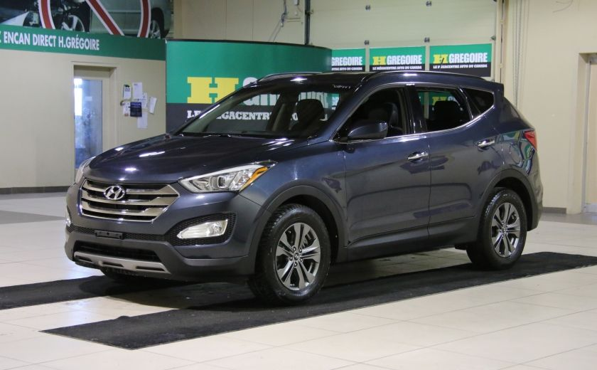 2013 Hyundai Santa Fe Premium Turbo A/C GR.ELECT MAGS BLUETOOTH #2