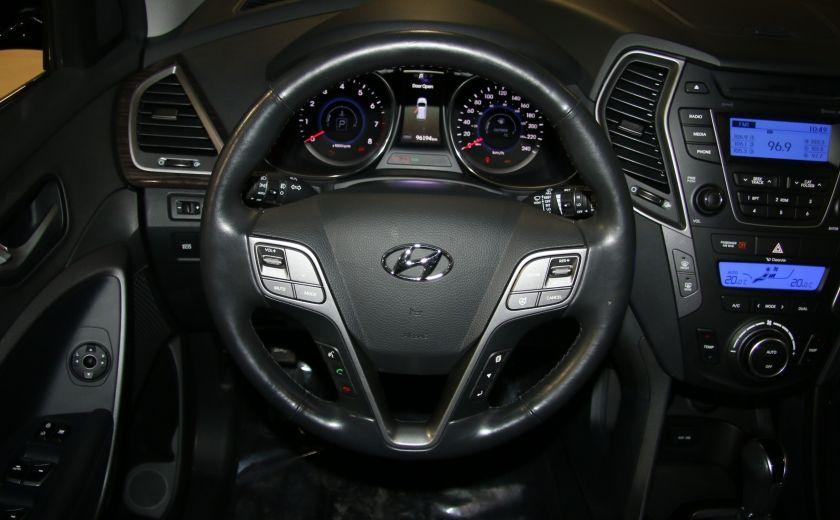 2013 Hyundai Santa Fe Premium Turbo A/C GR.ELECT MAGS BLUETOOTH #14