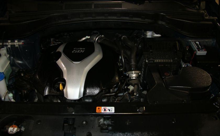 2013 Hyundai Santa Fe Premium Turbo A/C GR.ELECT MAGS BLUETOOTH #25
