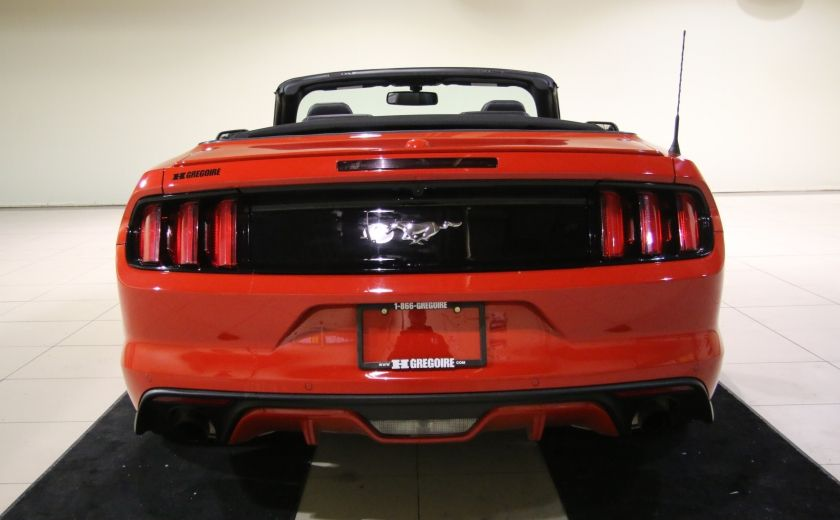 2015 Ford Mustang EcoBoost Premium CUIR TOIT MAGS BLUETOOTH #5