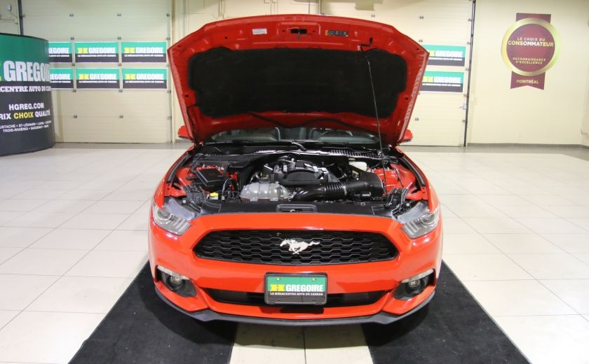 2015 Ford Mustang EcoBoost Premium CUIR TOIT MAGS BLUETOOTH #29