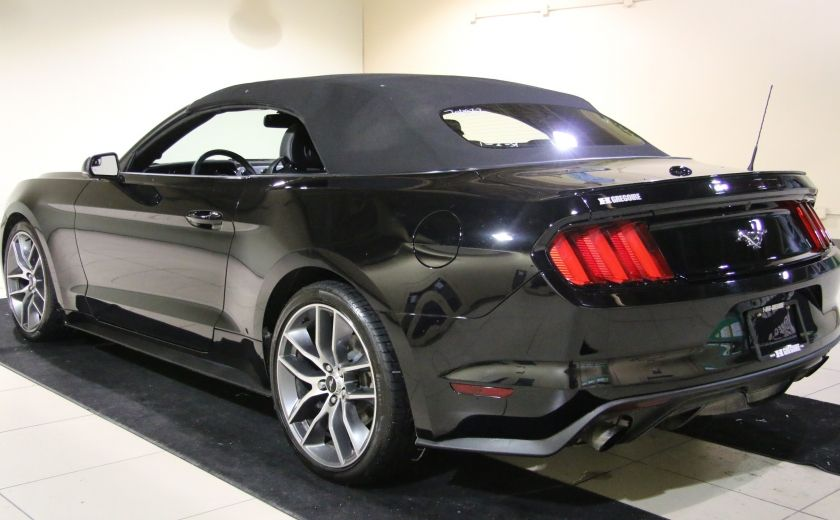 2015 Ford Mustang EcoBoost Premium CUIR TOIT MAGS BLUETOOTH #4