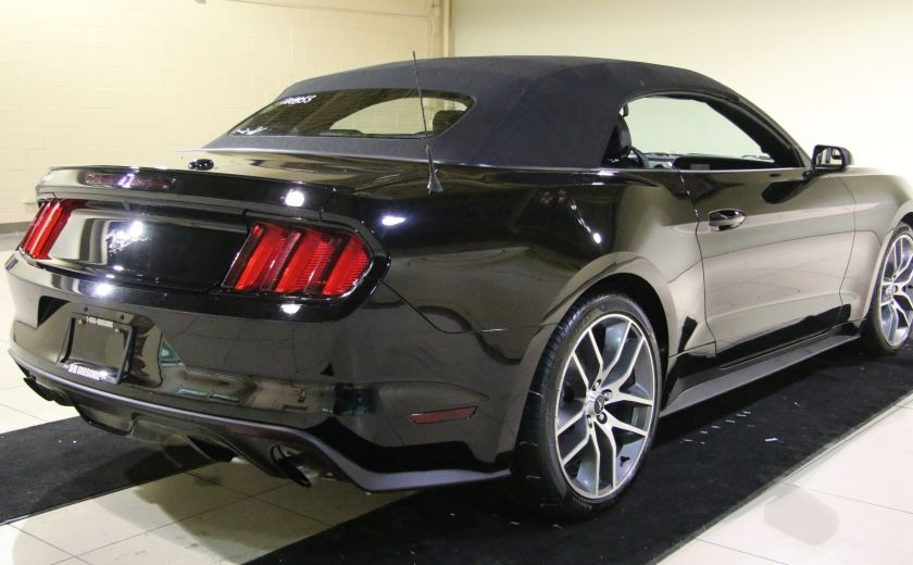 2015 Ford Mustang EcoBoost Premium CUIR TOIT MAGS BLUETOOTH #6