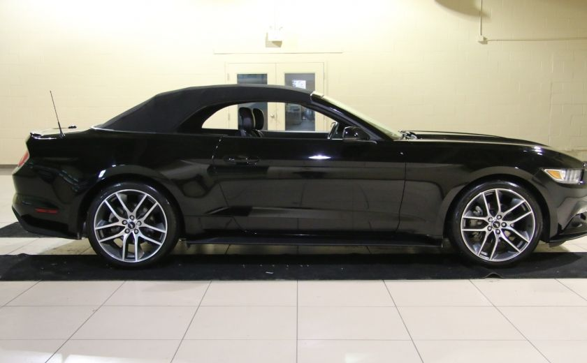 2015 Ford Mustang EcoBoost Premium CUIR TOIT MAGS BLUETOOTH #7