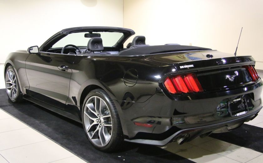 2015 Ford Mustang EcoBoost Premium CUIR TOIT MAGS BLUETOOTH #11